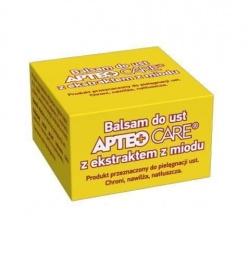 Apteo Care, Balsam do ust z ekstraktem z miodu, 5g