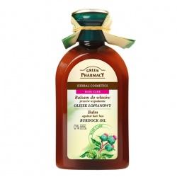 Balsam do włosów przeciw wypadaniu z olejkiem łopianowym