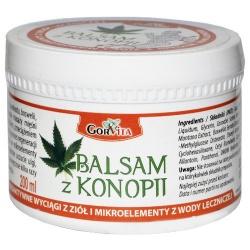 Balsam z konopii - 200 ml