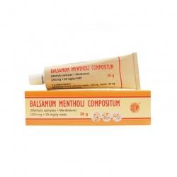 Balsamum Mentholi Compositum, 30 g