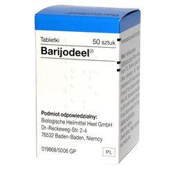Heel-Barijodeel, tabletki, 50 szt