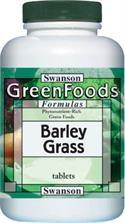 TRAWA JĘCZMIENIA 500mg Barley Grass