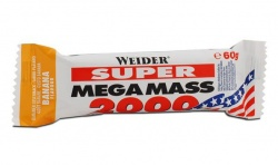 WEIDER - Baton - Super Mega Mass 2000 Bar - 60g