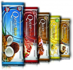 QUEST NUTRITION - Baton - 4x Quest Protein Bar - 60g