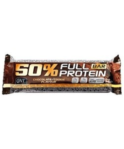 QNT - Baton - 50% FULL PROTEIN BAR - 50g