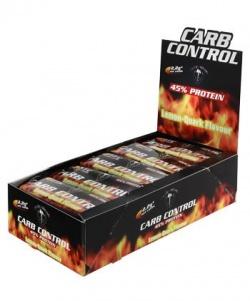 BODY ATTACK - Baton Carb Control - box 15x100g