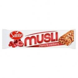 SANTE - Baton Musli - 40 g
