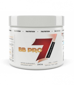 7 NUTRITION - BB Pro - 240g