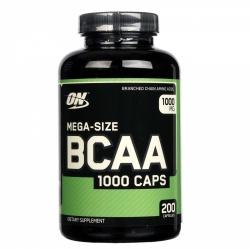 OPTIMUM - BCAA 1000 - 200 kaps