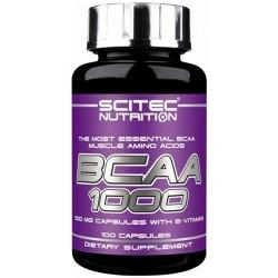 SCITEC - BCAA 1000 - 300kaps