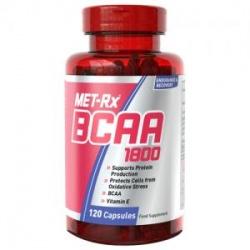 MET-RX - BCAA 1800 - 120 kaps