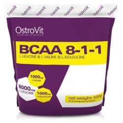 OSTROVIT - BCAA 8-1-1 - 500 g