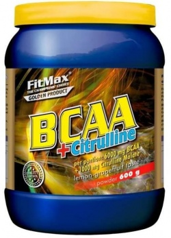FITMAX - BCAA + Citrulline - 600g