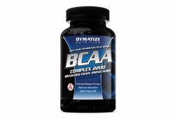 DYMATIZE - BCAA Complex 2200 mg - 400kaps