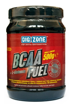 BIG ZONE - Bcaa Fuel - 500g