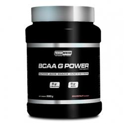 PREMIUM NUTRITION - BCAA G Power - 500g
