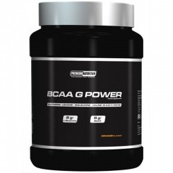 PREMIUM NUTRITION - BCAA G Power - 1000g