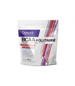 OSTROVIT - BCAA + Glutamine - 500 g