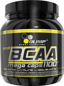 OLIMP - BCAA Mega Caps - 180 kaps