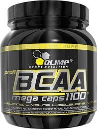 OLIMP - BCAA Mega Caps - 300 kaps