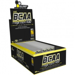 OLIMP - BCAA MEGA CAPS - 30 kaps