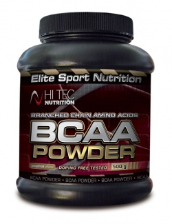 BCAA POWDER, 500 g