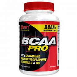 SAN - BCAA PRO - 300 kaps