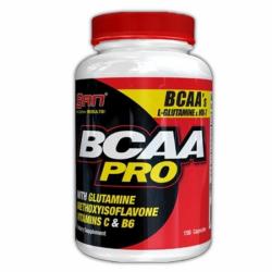 SAN - BCAA PRO - 150 kaps