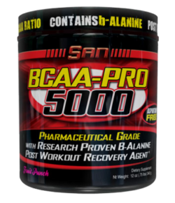 SAN - Bcaa-Pro 5000 - 340 g