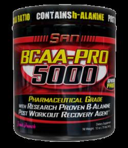 SAN - Bcaa-Pro 5000 - 340 g - Aspartame Free