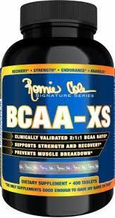 RONNIE COLEMAN - BCAA-XS - 200 tabl
