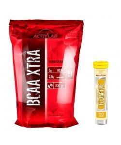 ACTIVLAB - BCAA Xtra + Flexactive Tabs - 800g + 1szt