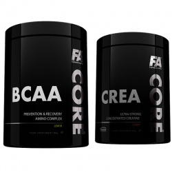FITNESS AUTHORITY - BCAACore (BCAA Core) - 350g