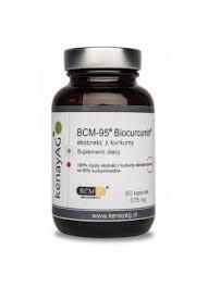 BCM-95, ekstrakt z kurkumy, (300 kaps