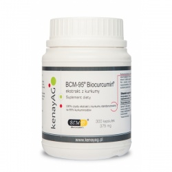 BCM-95 Biocurcumin, Arjuna Natural Extracts, 60 kapsułek