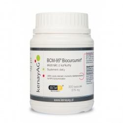 BCM-95 Biocurcumin, Arjuna Natural Extracts, 300 kapsułek