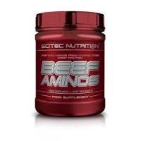 SCITEC - Beef Aminos - 500tab