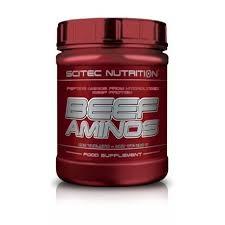 SCITEC - Beef Aminos - 200tab