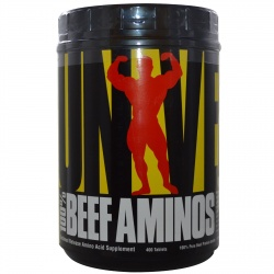 UNIVERSAL NUTRITION - 100% Beef Aminos - 400tab