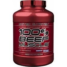 SCITEC - Beef Muscle - 3180g Czekolada