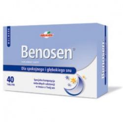 Benosen, tabletki, 40 szt