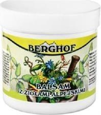 Berghof, balsam do ciała z ziołami alpejskimi, 250 ml