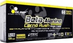OLIMP - Beta Alanine Carno Rush MC - 120caps