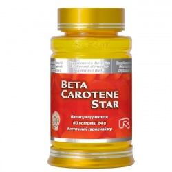 Beta-Carotene Star, 90 kaps
