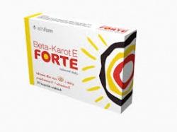 Beta Karot E Forte, 30 kapsułek