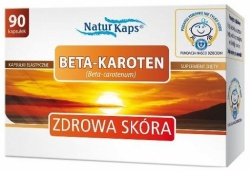 BETA-KAROTEN NATURKAPS 90 kapsułek