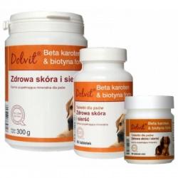 Beta Karoten & Biotyna Forte, 90 tabletek