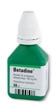 Betadine 10% płyn 30ml