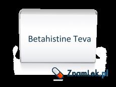 Betahistine Teva
