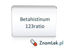 Betahistinum 123ratio